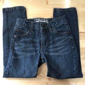 BOYS, Dark Wash, Nautica, Jeans
